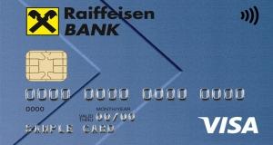 Оформить кредитную карту от Райффайзенбанка