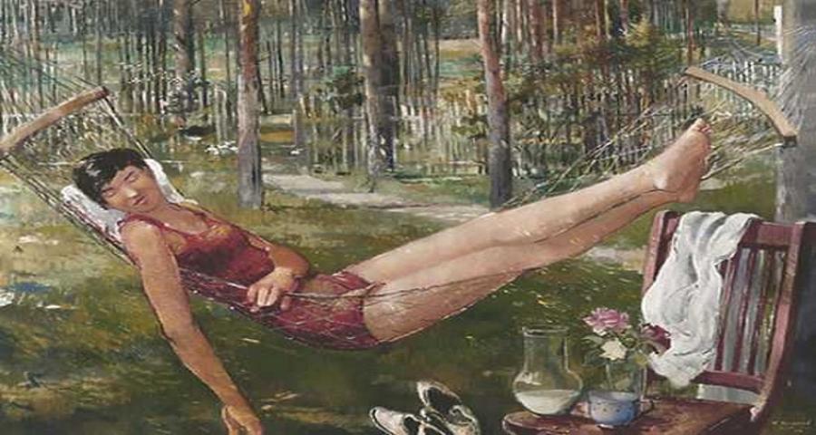 В Рубцовске проходит выставка репродукций известных художников