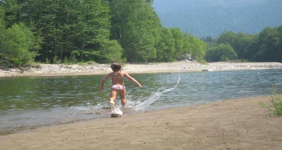 Вода не страшна тем, кто соблюдает осторожность!