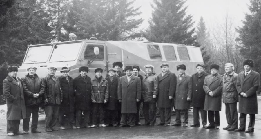 Рубцовскому машиностроительному заводу – 60 лет