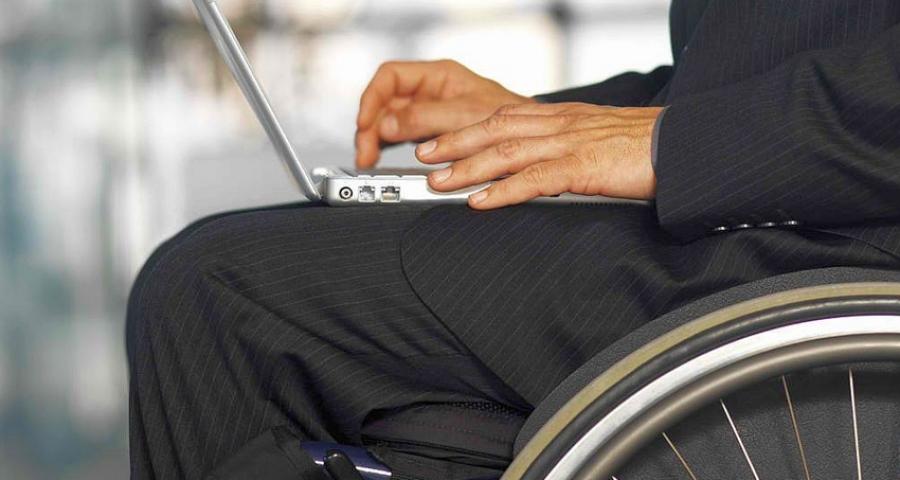 Созданы рабочие места для инвалидов