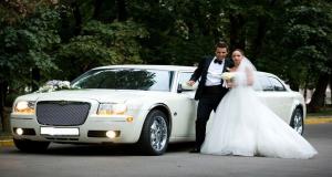 Свадьба в Санкт-Петербурге: аренда автомобиля поможет сделать торжество зрелищным