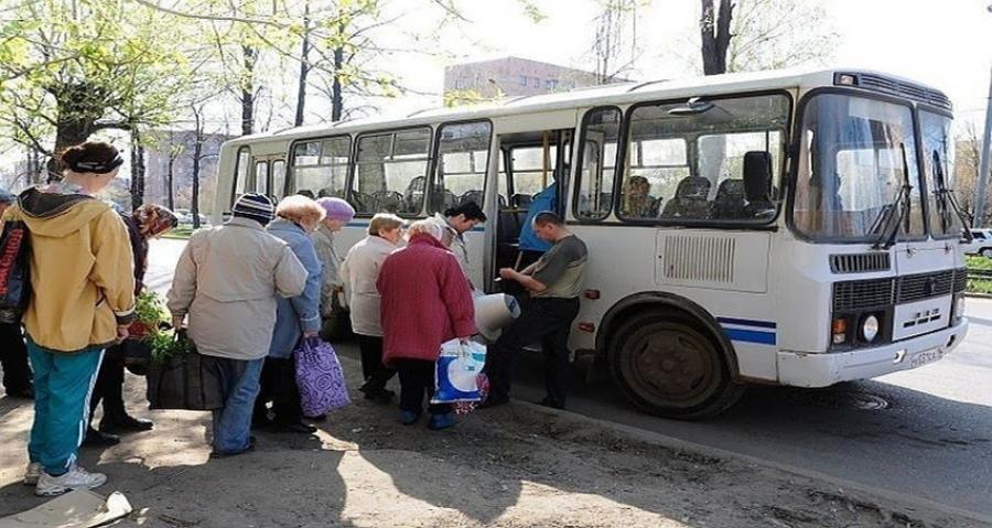 С 18 апреля будет организована доставка пассажиров в садоводческие товарищества