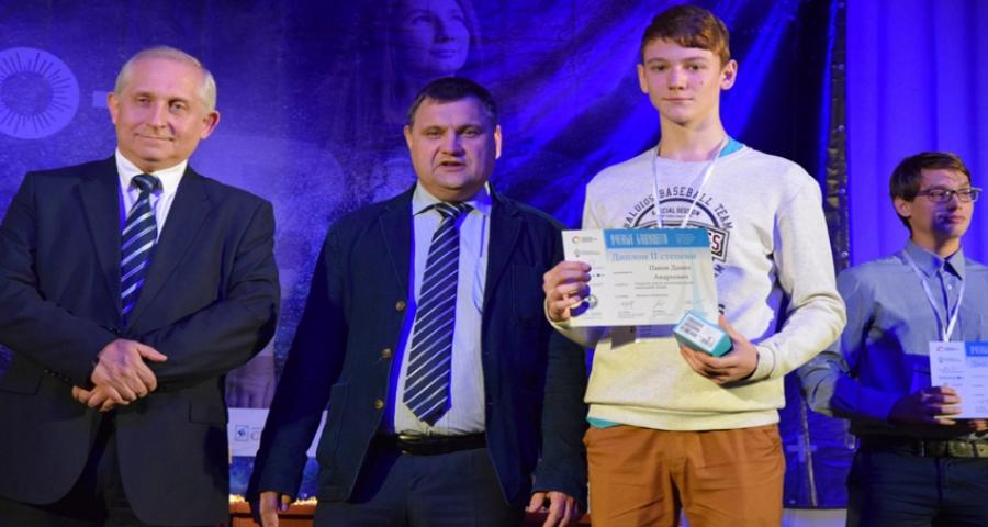 Юные инженеры и исследователи получили заслуженные награды в Барнауле.