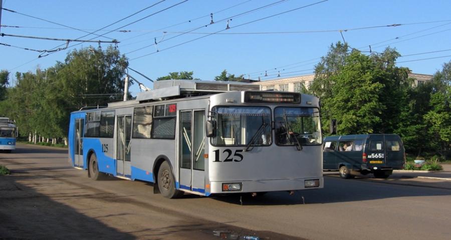 В Рубцовске подорожает проезд в троллейбусах