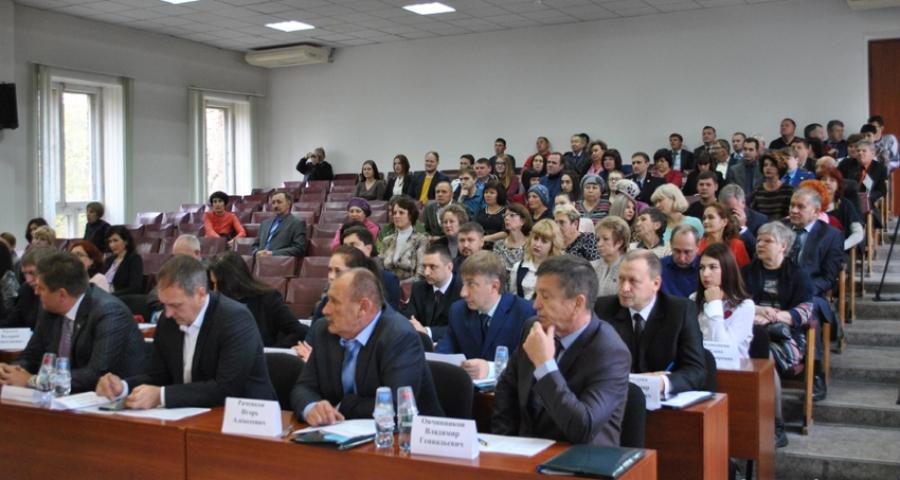 Председатель Рубцовского горсовета и его заместитель избраны.
