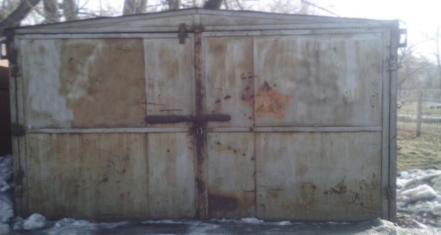 Вниманию собственников металлических гаражей, самовольно установленных по улице Карла Маркса от проспекта Рубцовского до переулка Алейского в городе Рубцовске!
