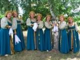Ансамбль русской песни «Серебряна» представит Алтайский край в Москве на фестивале «Русское поле».