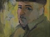 Выставка художника Рубцовска - Мушега Саркисяна