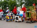 Парад колясок в г. Рубцовске