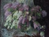 В Рубцовске открытие выставки картин известной рубцовской художницы Зинаиды Груздевой