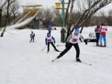 В Рубцовске прошли Открытые соревнования по лыжным гонкам.
