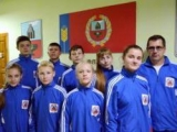 Спортсмены из Рубцовска принимают участие в