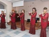 Концерт Народного ансамбля скрипачей «Элегия».