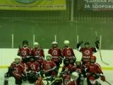 «Серебро» рубцовских хоккеистов.